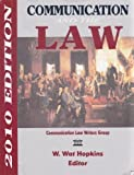img - for Communication and the Law (2010 Edition) book / textbook / text book