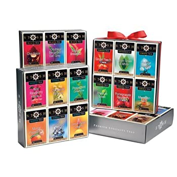 Six-Flavor Black Teas Gift Box