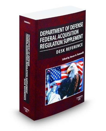 Defense Federal Acquisition Regulation Supplement