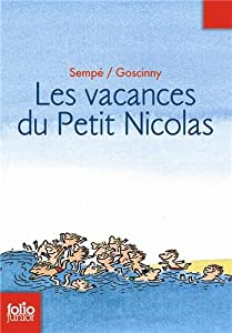 Les Vacances Du Petit Nicolas (Folio Junior) (French Edition