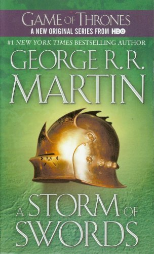 A Storm Of Swords (A Song Of Ice And Fire, Book 3) front-544659