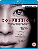 Confessions [Blu-ray] [Import anglais]