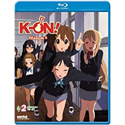K-On: Season 2 Collection 2 [Blu-ray]