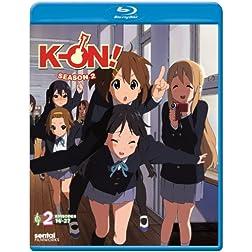 K-On: Season 2 Collection 2 [Blu-ray]
