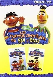 Las nuevas aventuras de Epi y Blas (Vol. 1 y 2) [DVD]