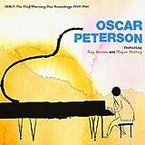 echange, troc Oscar Peterson - Debut : The Clef / Mercury Duo Records 1949 - 1951