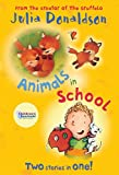 img - for Animals in School: Two Stories in One! (Red Bananas) book / textbook / text book