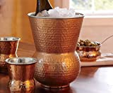 Hammered Copper Wine Cooler