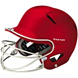 Easton Natural Grip Senior Batting Helmet with Mask