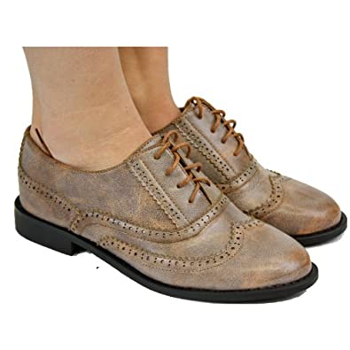 chaussures femme richelieu plates. Black Bedroom Furniture Sets. Home Design Ideas