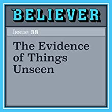 The Evidence of Things Unseen Audiobook by Anne Trubek Narrated by Julie Eickhoff