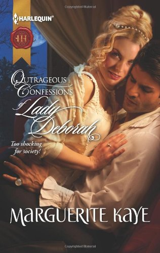 Image of Outrageous Confessions of Lady Deborah