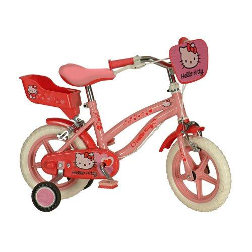 Kinderfahrrad Hello Kitty Freni 12 Zoll Kinder Fahrrad