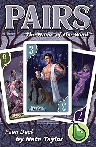 Pairs Name of the Wind Faen Game - 1