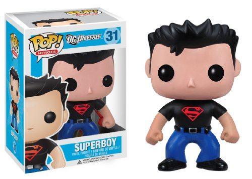 Sale alerts for Funko Funko DC Comics POP! Superboy - Covvet
