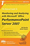 img - for The Rational Guide To Monitoring and Analyzing with Microsoft Office PerformancePoint Server 2007 (Rational Guides) book / textbook / text book
