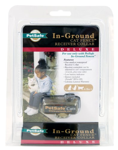 PetSafe Premium Cat Fence Extra Receiver