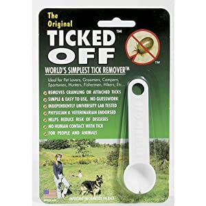 Tick Remover - World's Simplest Tick Remover by Ticked Off