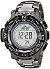 Casio Men's PRW-3500T-7CR Pro Trek Tough Solar Digital Sport Watch