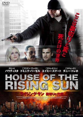 ライジング・サン 裏切りの代償 [DVD]
