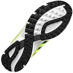 Adidas Men\'s Climacool Golf Shoe, Solar Yellow/Solar Yellow/Core Black, 7.5 M US