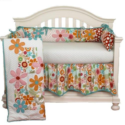 Cotton Tale Designs Lizzie 4 Piece Crib Bedding Set