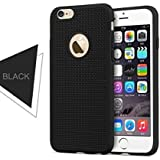 *Crombie*Grid Pattern Soft Silicone Back Cover Case For Apple IPhone 5/5s/5sE