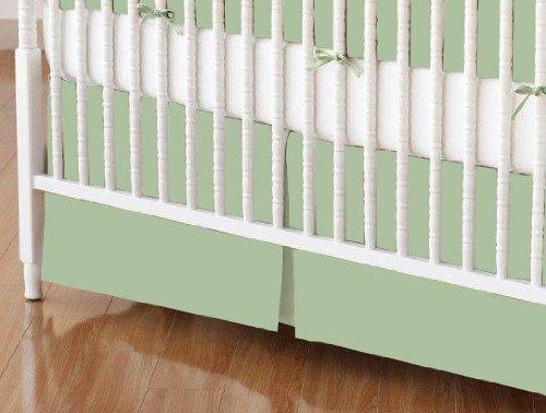 Sage Crib Skirt