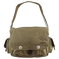 Denver Broncos NFL Prospect Deluxe Messenger Bag by ISFB2B