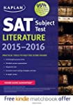 Kaplan SAT Subject Test Literature 20...