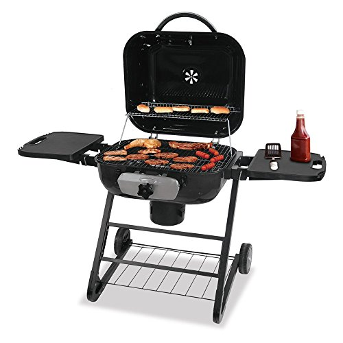Uniflame-Deluxe-Outdoor-Charcoal-Barbecue-Grill