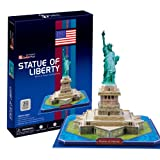 3D立体パズル 自由の女神