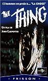 echange, troc The Thing - VF [VHS]