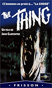 The Thing - VF [VHS]