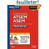 Concours ATSEM et ASEM - Tout-en-un - Externe, interne, 3e voie - Catégorie C - Concours 2014-2015