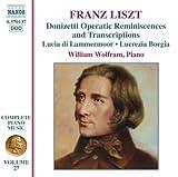 echange, troc  - Franz Liszt : intégrale de l'oeuvre pour piano Vol. 27
