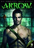 DVD Cover 'Arrow - Die komplette erste Staffel [5 DVDs]