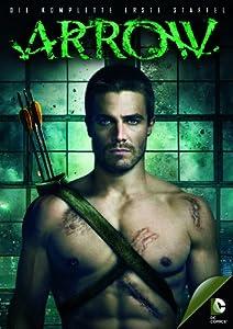 Arrow - Die komplette erste Staffel [5 DVDs]
