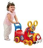 Feber - Vélo et Véhicule pour Enfant - Trotteur Train Mickey Mouse