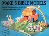 img - for Make 5 Bible Models book / textbook / text book