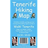 Tenerife Hiking Mappar David Brawn