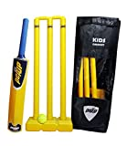 Pepup Plastic Cricket Set with Carry Bag