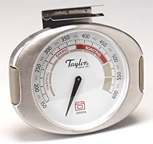 Taylor 503 Connoissuer Line Oven Thermometer