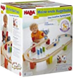 HABA My First Ball Track - Large Basic Pack Building Kit