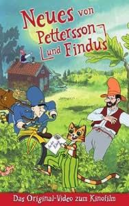 Neues von Pettersson und Findus - Der Kinofilm [VHS]