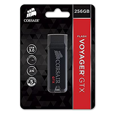 Corsair Pen Voyager GTX Capless Design 128GB Pen Drive