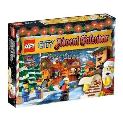 LEGO City 7907: Advent Calendar