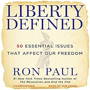 Liberty Defined Audiobook