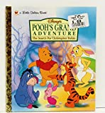 img - for Walt Disney's Winnie The Pooh 3 Book Collection from Golden Books Including: Pooh's Grand Adventure (The Search for Christopher Robin), Pooh and the Dragon, and Pooh The Grand and Wonderful Day. Collection #36 book / textbook / text book