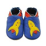 Sayoyo Suaves Zapatos De Cuero Del Bebé Zapatillas avión